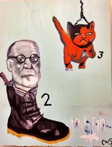 Freud & Cat Part 1