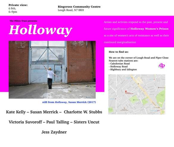 Holloway Digital Invite