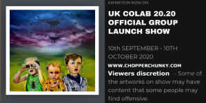 Drone War Babies Uk Colab Launch